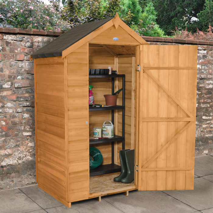 View all 4x3 sheds