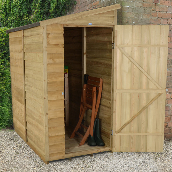 View all 3x6 sheds