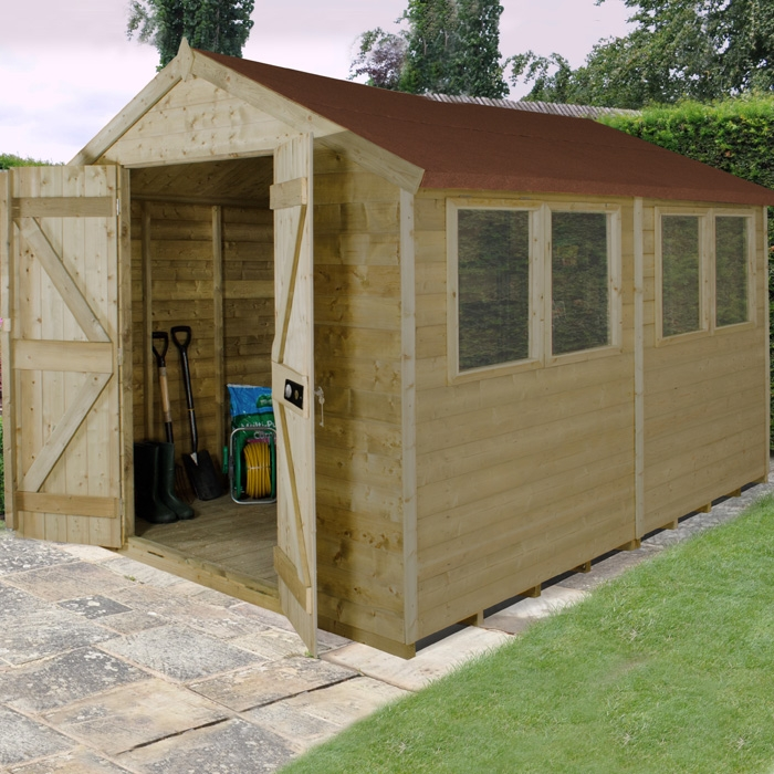 View all 8x10 sheds
