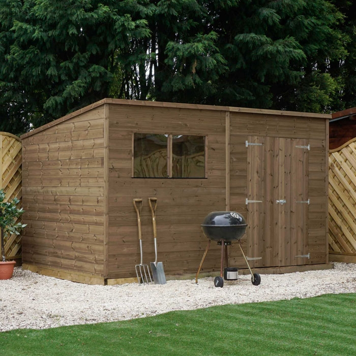 View all 12x7 sheds