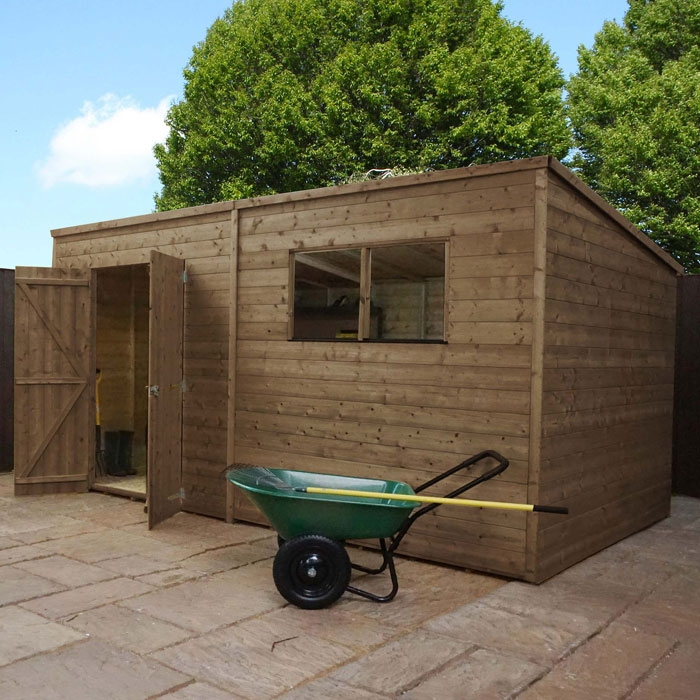 View all 14x5 sheds