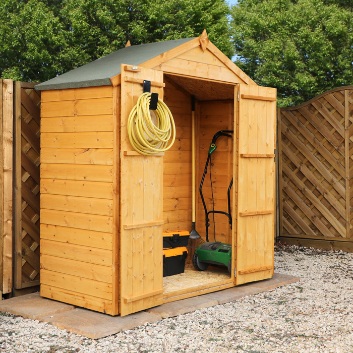 View all 6x3 sheds