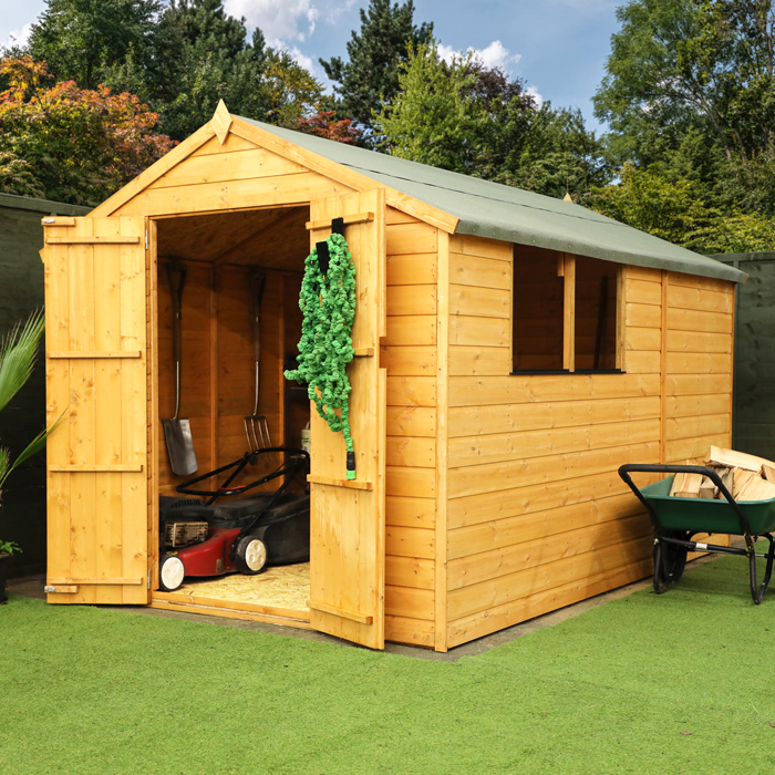 View all 7x10 sheds
