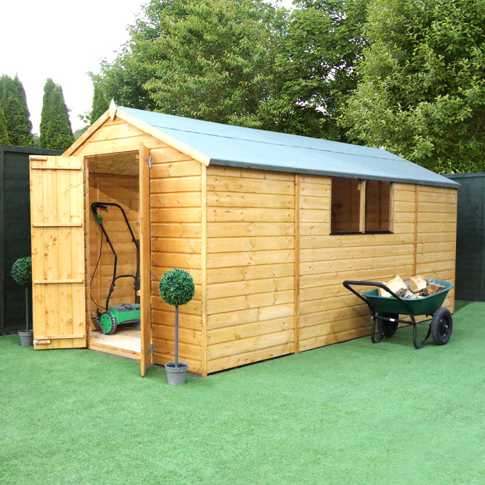 View all 7x13 sheds
