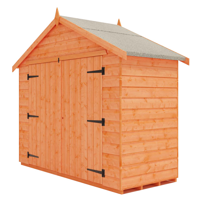 View all 7x4 sheds