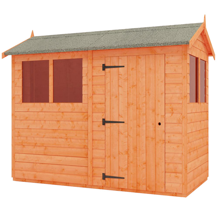 View all 4x8 sheds