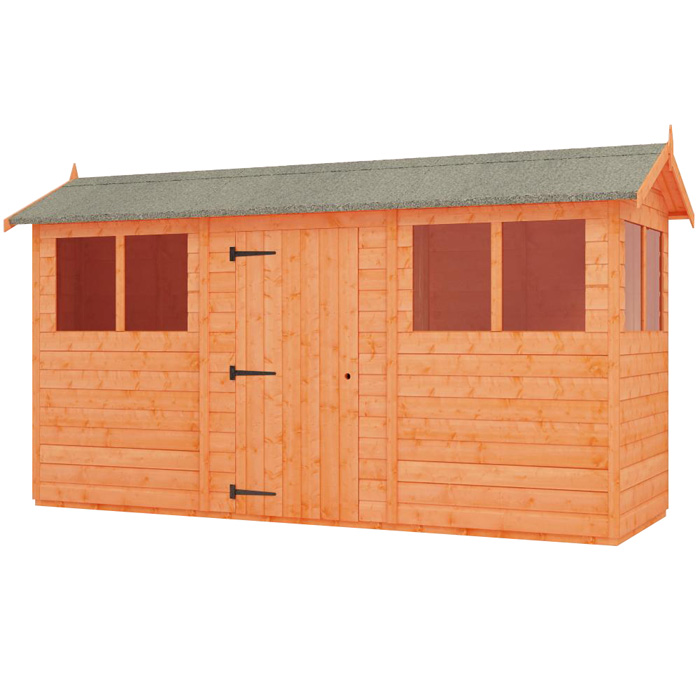 View all 4x12 sheds
