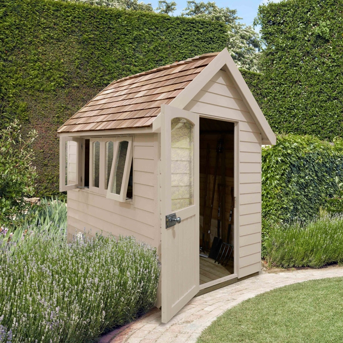 View all 5x8 sheds