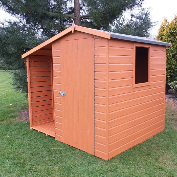 View all 6x7 sheds