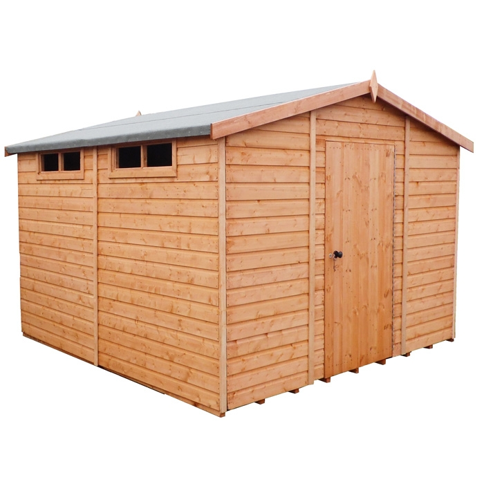 View all 10x10 sheds