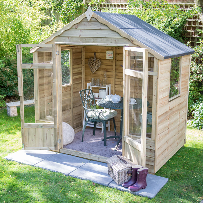 View all 7x5 sheds