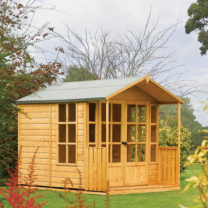 View all 8x7 sheds