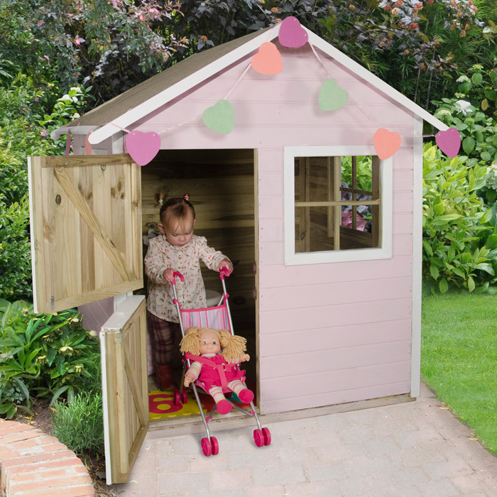View all 5x4 sheds
