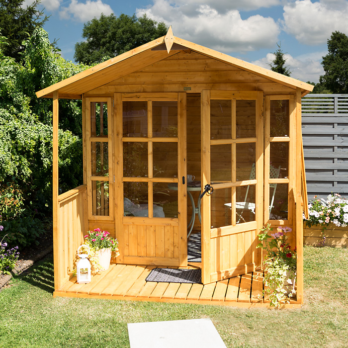 View all 5x7 sheds