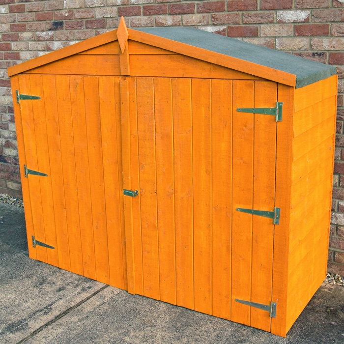 View all 7x3 sheds