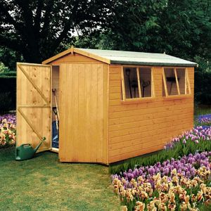 View all 8x9 sheds