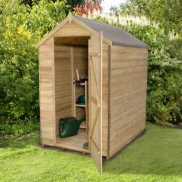 View all 4x6 sheds