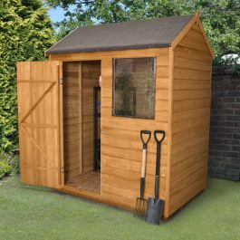 View all 6x4 sheds