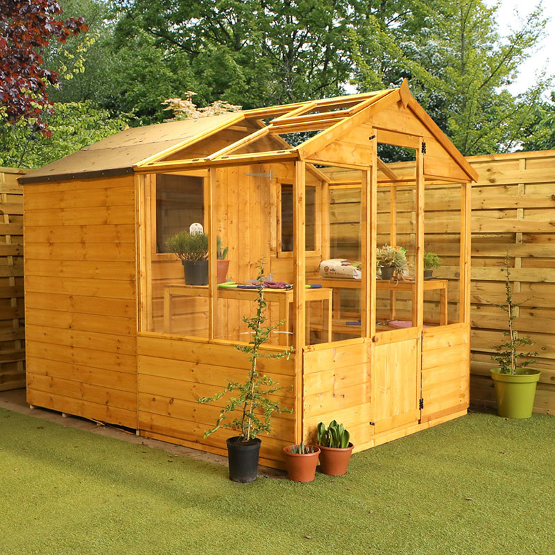 View all 13x7 sheds