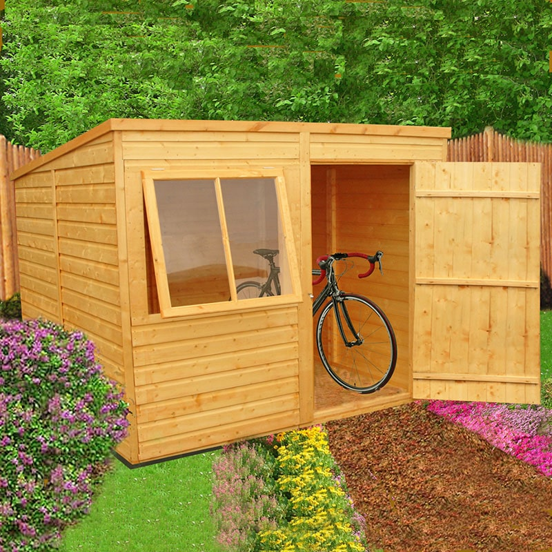 View all 6x8 sheds