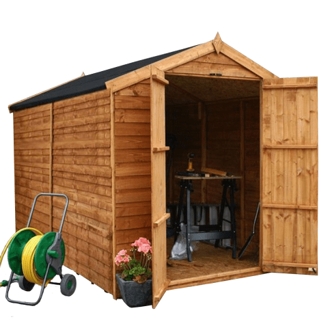 View all 10x6 sheds