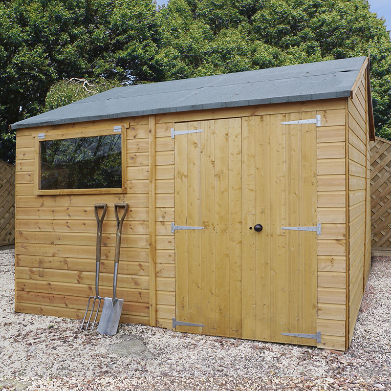 View all 12x10 sheds