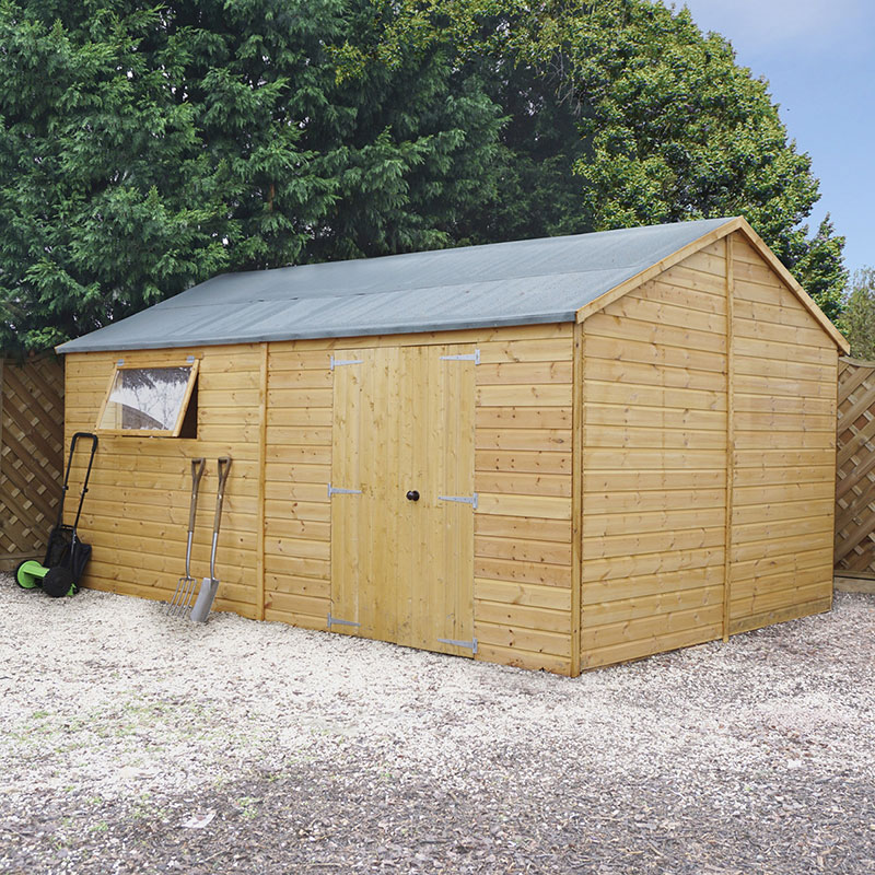 View all 16x10 sheds