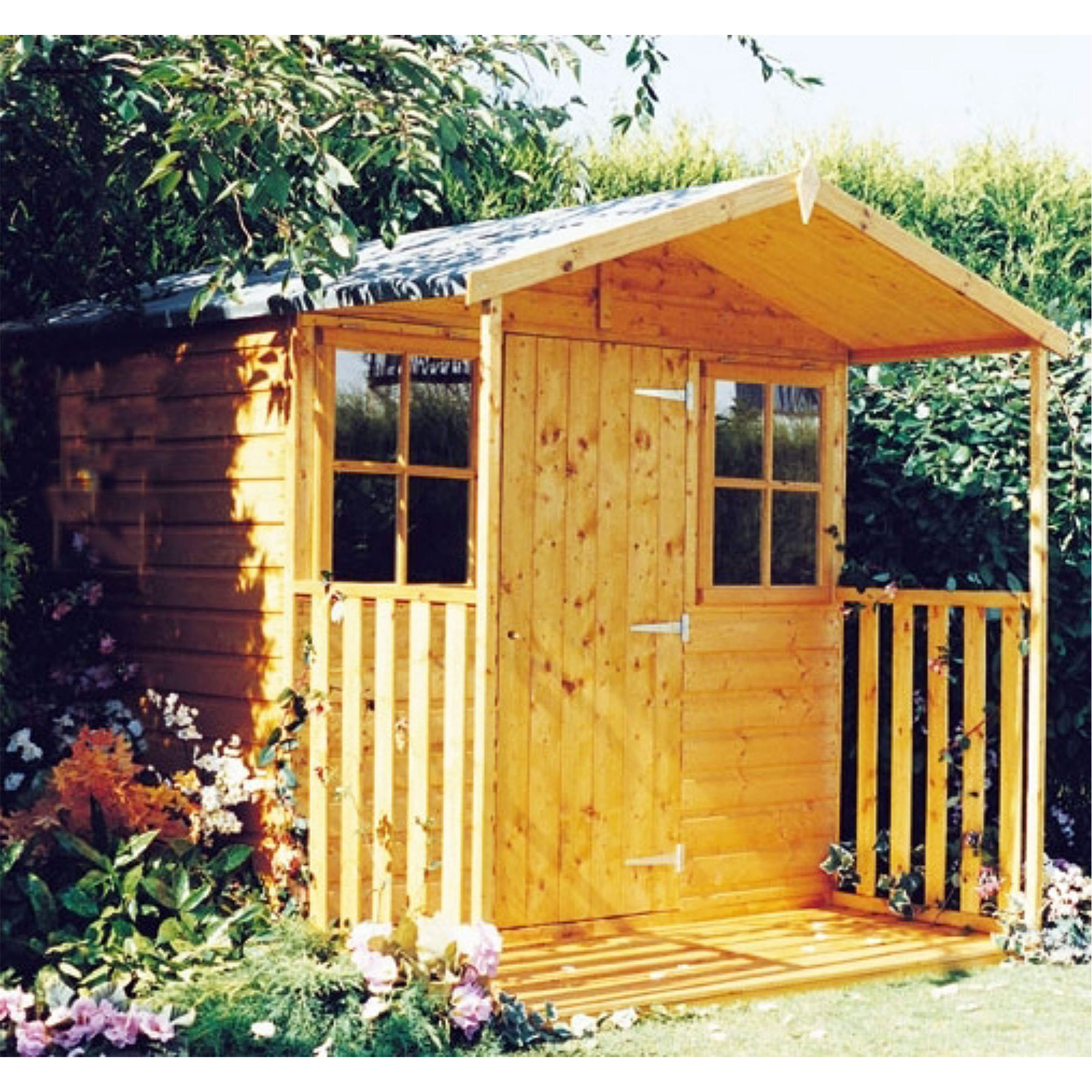 View all 7x9 sheds