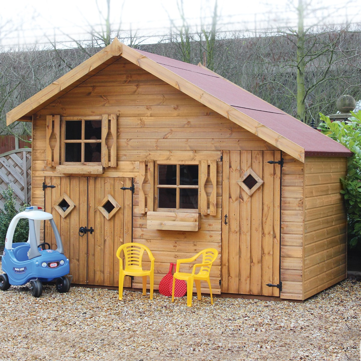 View all 5x10 sheds